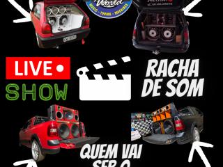 """Reta Final """"RACHA DE SOM AO-VIVO"""" Temporada #1"""