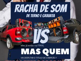"""LIVE SHOW o RACHA DE SOM ao vivo vai """"EXPANDIR"""""""